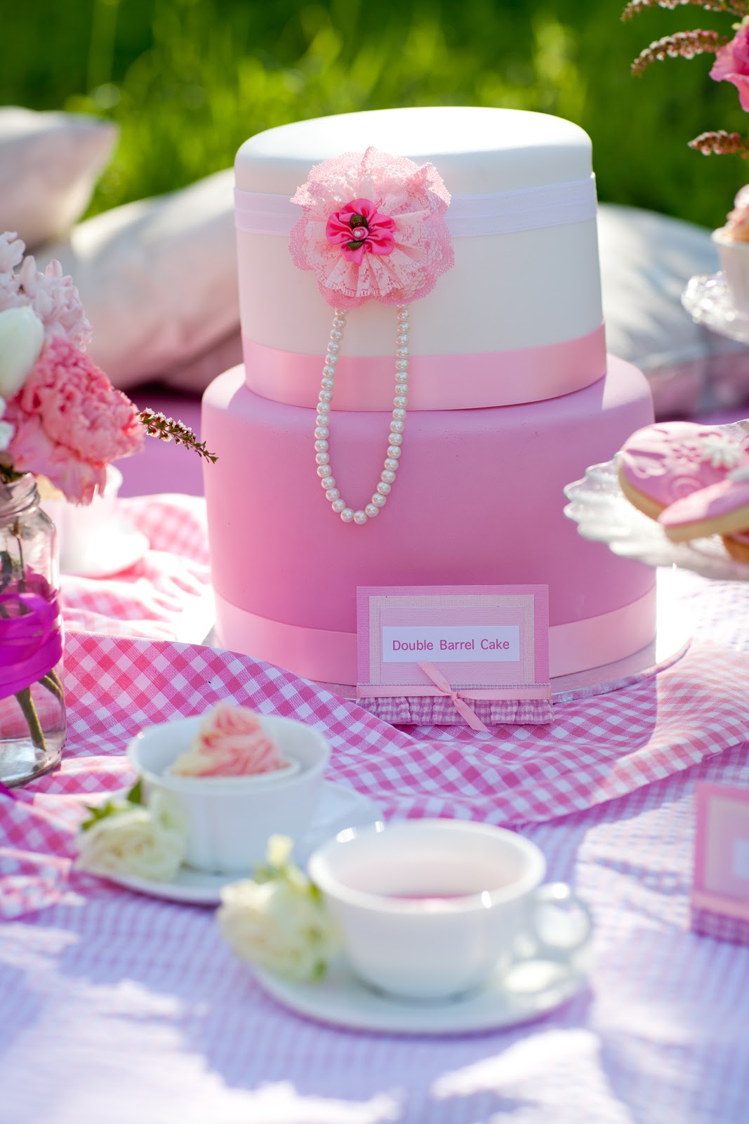 Tutu Tea Party by Sweet Sensation Cakes and Bella in Bloom – The ...