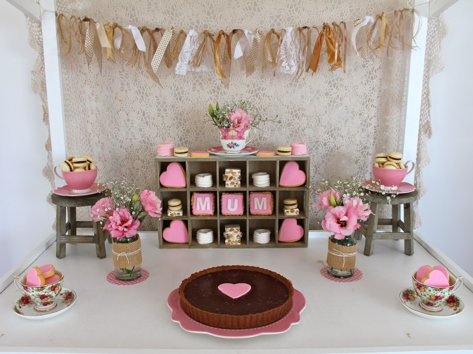 Mothers Day Afternoon Tea Party By Nicole The Little Big Company Blog