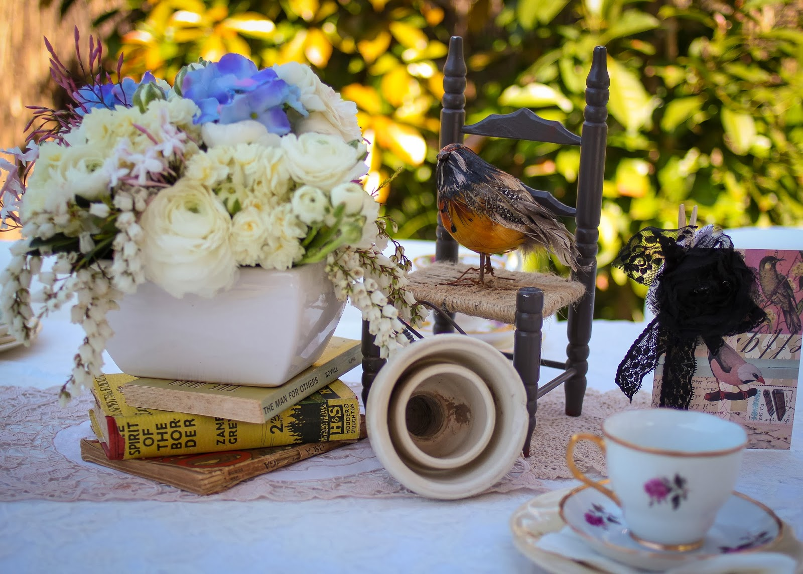 A 100 Reasons To Celebrate A 100th Birthday Tea Party By That