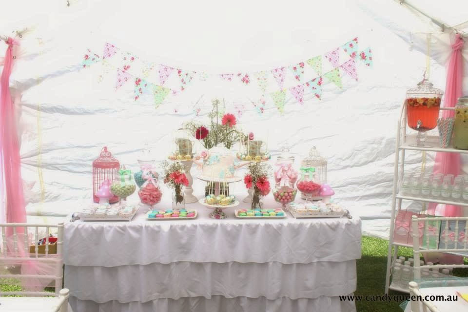 high tea bridal shower by the candy queen the little big company blog
