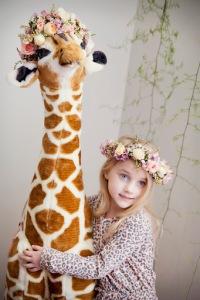 Giraffe Party by Little Big Company