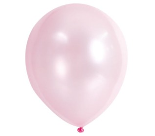 Pink Pearl balloons from www.tlbc.com.au