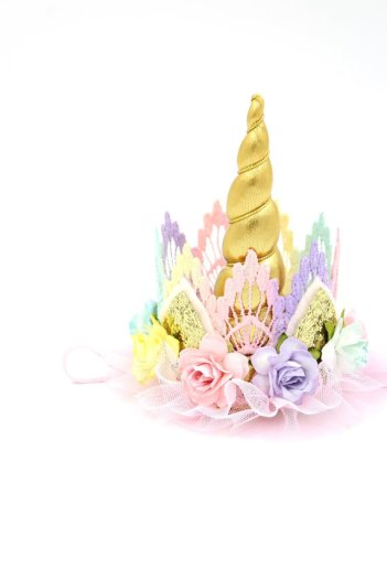 Unicorn Crown by Love Crush Crowns