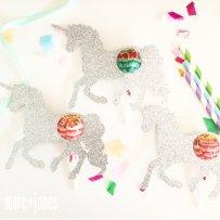 Unicorn Pops by Merc and Jones
