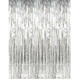Silver Curtain by Little Big Coompany